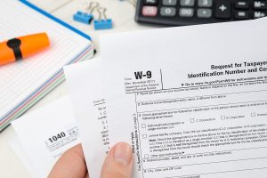 What is W-9 Form?