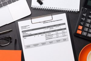 Create a Pay Stub and Calculate Wages