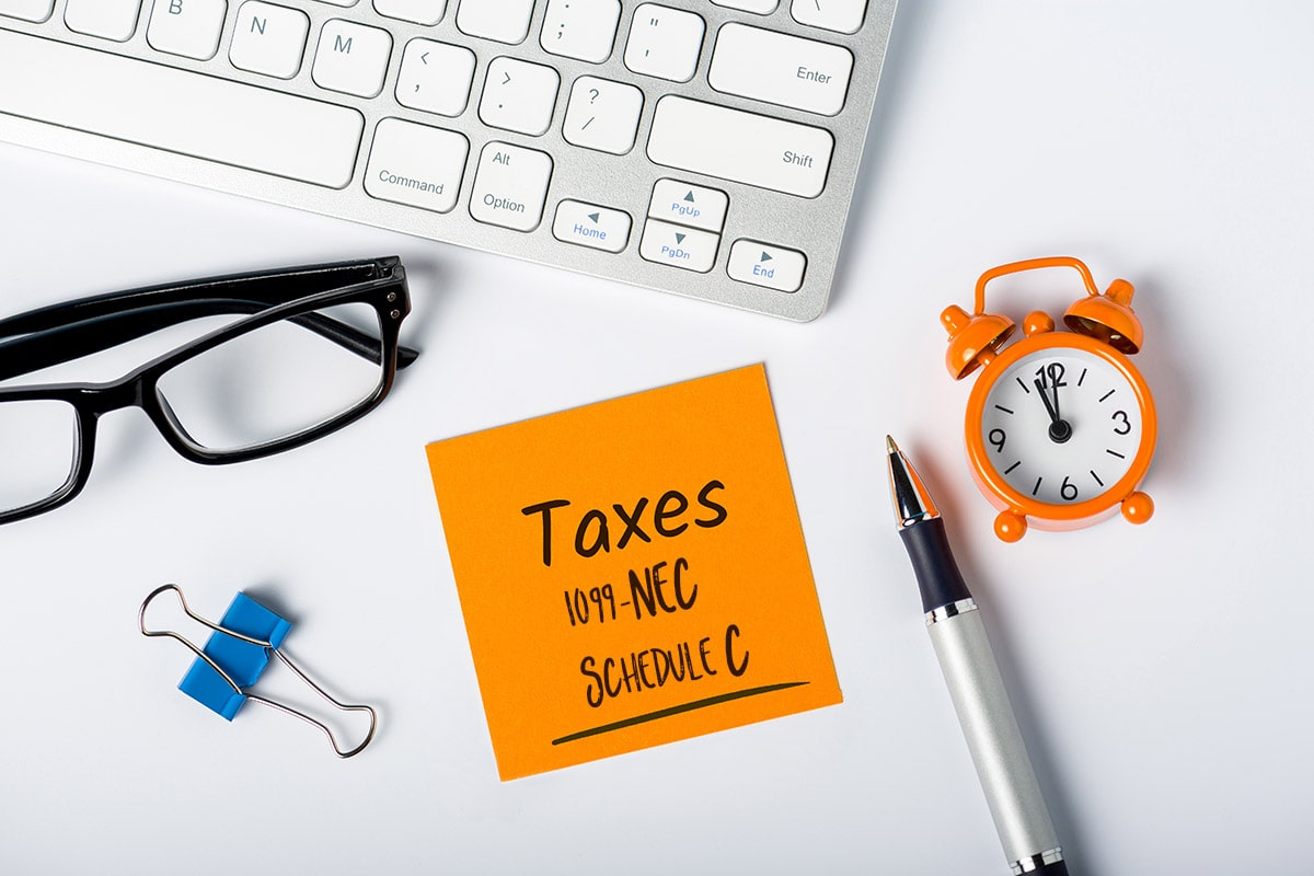 How To File For Taxes As A 1099 Worker