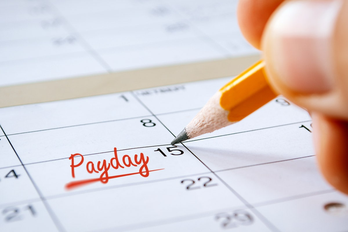Differences Between Payday, Pay Period And Pay Cycle