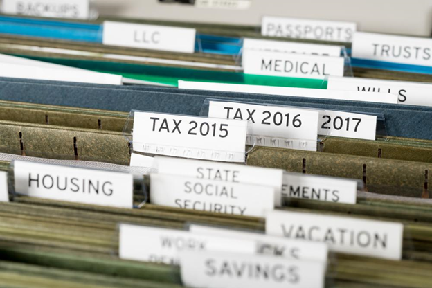 Tax Season! But Wait, What Records Should I Keep?