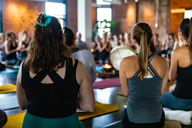 Yoga Taxes Meeting